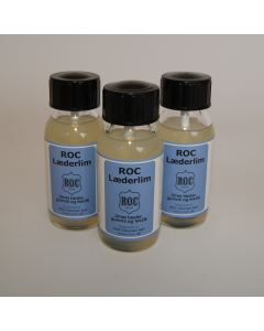 Læderlim 60 ml., ROC