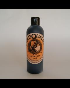 Læderolie Sort, Gold Quality - Flere Størrelser