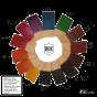 Narvsværte 60 ml., ROC - 15 farver
