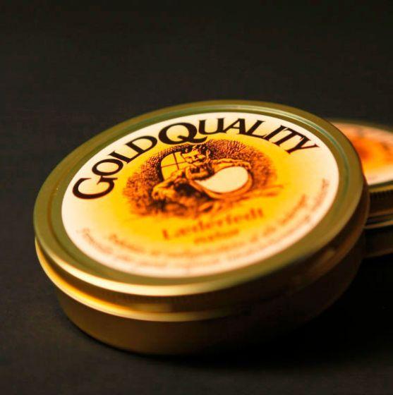 Gold Quality Læderfedt NATUR 500 ml