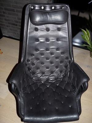 DUX Jetson lænestol efter behandling