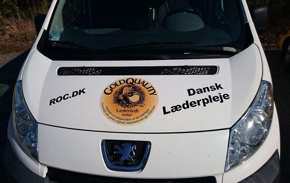 Larsen Racing Bil Front