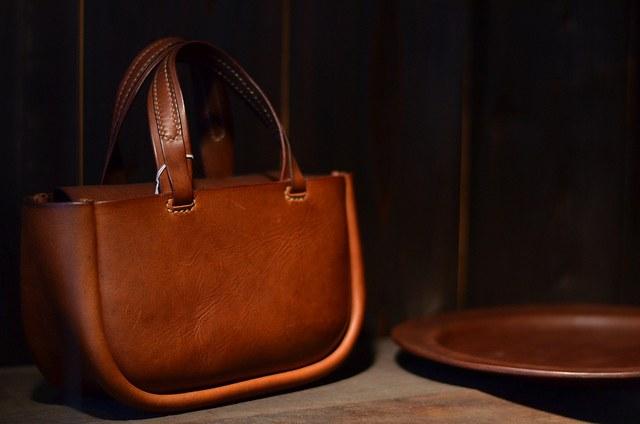 Lædertaske - Foto af Aki Sato