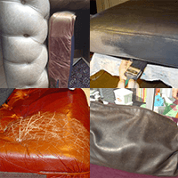 Fotoguide til renovering af læder