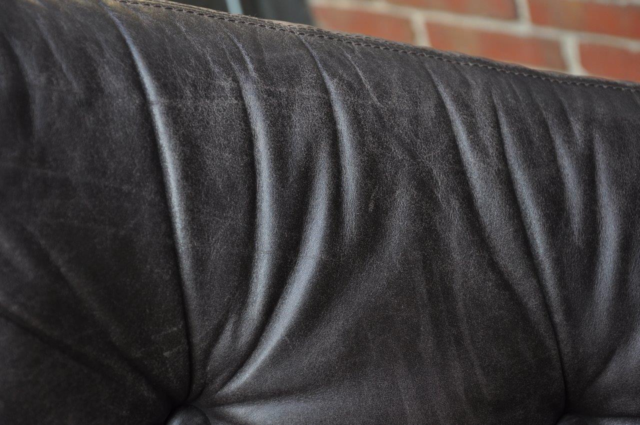 Falmet læder