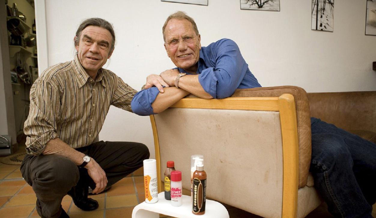 ROC Læderpleje Produkter. Flemming Leth og Søren Vagn Jensen