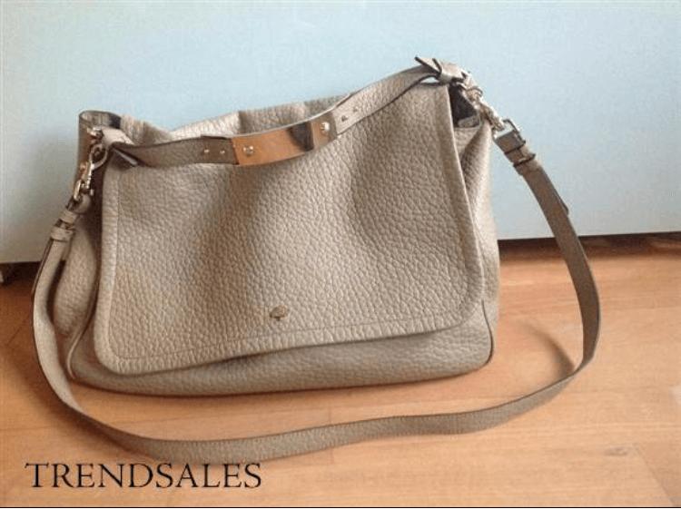 Indfarvning af taske med narvsværte