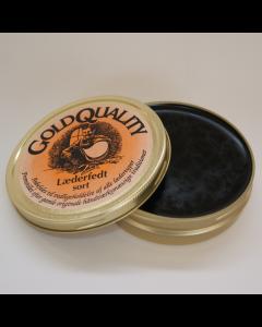 Læderfedt Sort 190 ml., Gold Quality