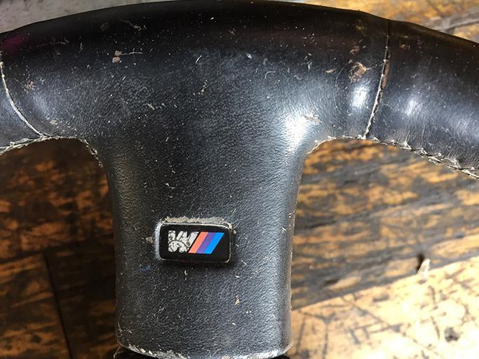 Slidt BMW logo